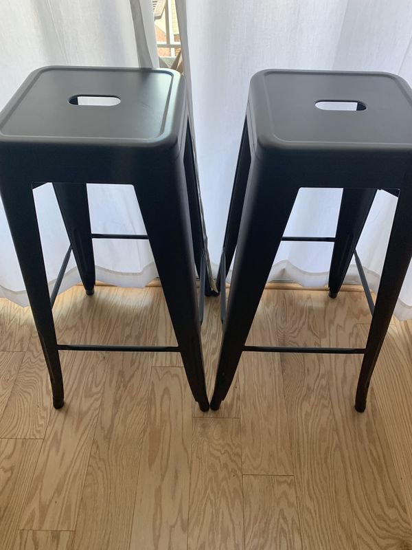 bar stools! Must go by Friday, December 6th