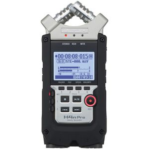 ZOOM H4n Pro 4-Track Audio Recorder for Sale in Phoenix, AZ