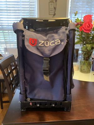 ZUCA Ice skating roller bag for Sale in Long Beach, CA