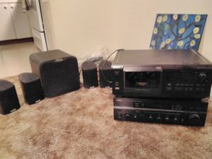 CD Stereo Component System for Sale in Wilmington, DE
