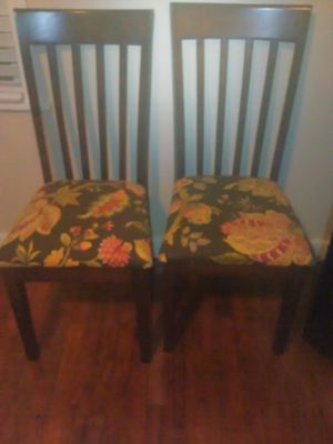 Kitchen table chairs for Sale in Pensacola, FL