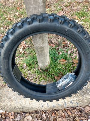 Yz 85 Rear Tire for Sale in Fort Washington, MD