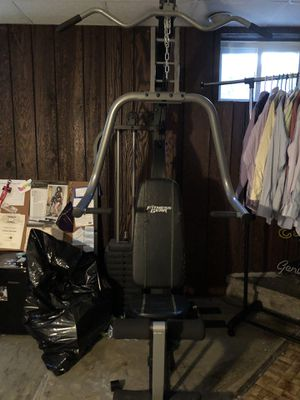 Fitness gear weight set for Sale in Thornton, CO