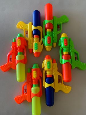 Water blasters (new) for Sale in Corona, CA