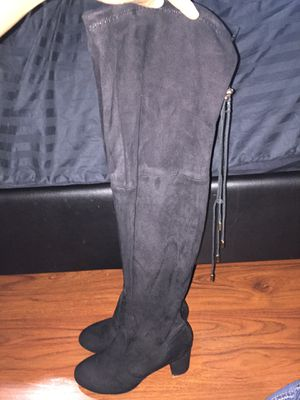 Sheikh Suede Thigh High Boots for Sale in Phoenix, AZ