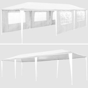 30 x 10 ft Outdoor Party Canopy Tent with 8 Walls Wedding Events Social Gatherings Parties SHIPPING ONLY for Sale in Fremont, CA
