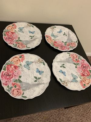 4 Plates for Sale in Greenbelt, MD