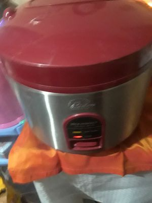Bistro Rice Cooker $25.00 cash only for Sale in Dallas, TX
