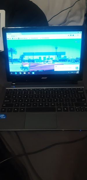 Dell acer chromebook for Sale in Henderson, CO