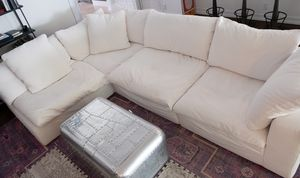 Restoration Hardware Cloud Sectional Couch for Sale in Fort Lauderdale, FL