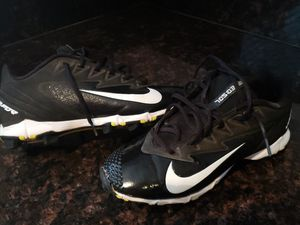 Nike vapor baseball cleats size 7.5 for Sale in Monrovia, CA