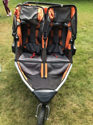 Double BOB Stroller and Accessories. for Sale in Marysville, WA