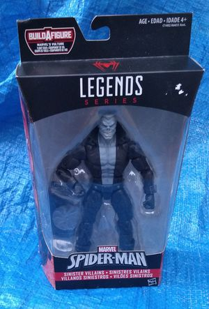 Marvel Legends Tombstone Action Figure MIP Sinister Villains Hasbro for Sale in Pasadena, CA