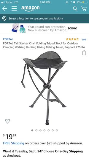 Portal chair for Sale in Los Angeles, CA