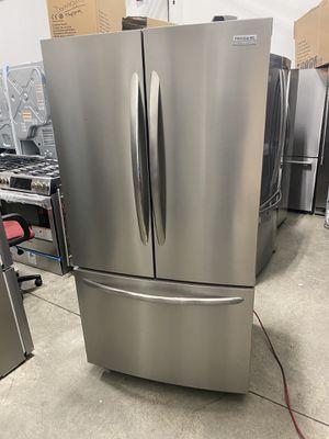 Frigidaire gallery refrigerator 36 x 69 x 29 brand new stainless steel one receipt for 90 days warranty for Sale in Salem, MA