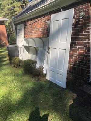 Heavy wood door ( kitchen to garage ) free for Sale in Portsmouth, VA