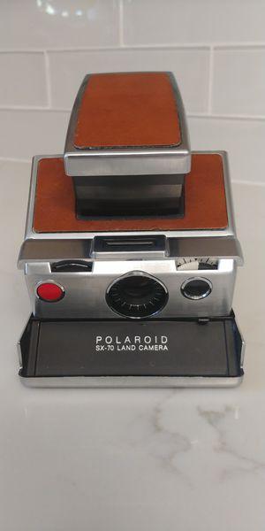 Polaroid SX-70 ORIGINAL CAMERA for Sale in San Antonio, TX
