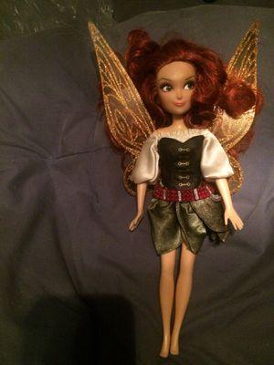 ZARINA TINKERBELL Fairy doll for Sale in San Jose, CA