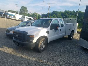 2008 Ford F350 Supercab XL Utility Truck for Sale in Pittsburgh, PA