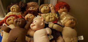Original 1973-1983 Cabbage patch dolls for Sale for sale  Bogota, NJ