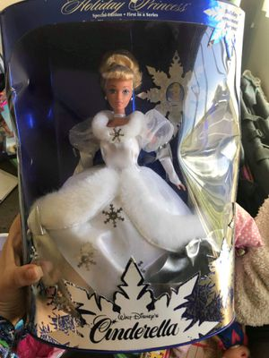 New Disney Cinderella barbie doll for Sale in Sacramento, CA