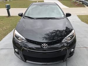 2016 Toyota Corolla S for Sale in Orlando, FL