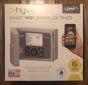 Orbit B Hyve Smart WiFi Sprinkler Timer 6 Station. Watersense. for Sale in Los Angeles, CA