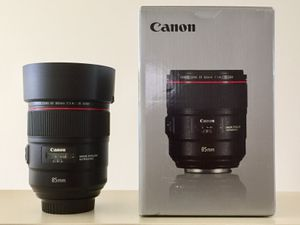 Canon EF 85mm Macro Luxury Lens (No Credit Needed!!) As low as 39$ down today! for Sale in Garden Grove, CA