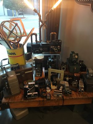 Antique cameras and accessories for Sale in Tampa, FL
