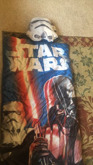 Star wars sleeping bag for Sale in Lawrence, KS