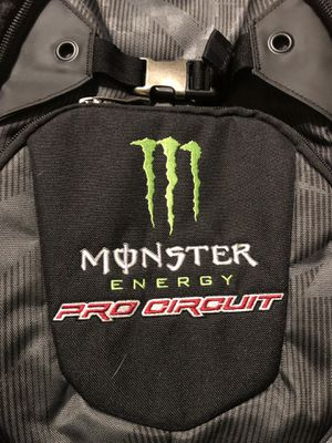 Monster back pack with back support brand new 25 for Sale in Martinsburg, WV