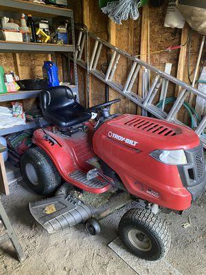 Troy Bilt tractor Lawnmower for Sale in Arlington Heights, IL