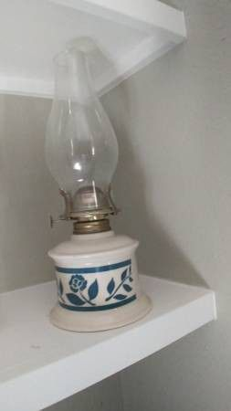 Oil Lamp and containers for Sale in Gresham, OR
