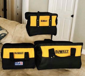 DeWalt Tool Bags 🚨All New for Sale in Azusa, CA