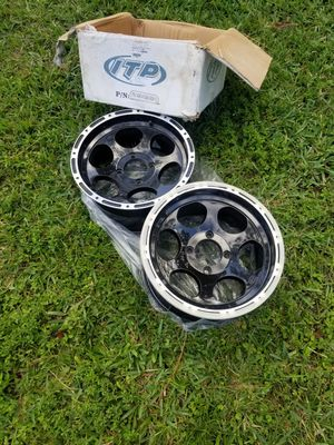 ITP 14×7 MotorSport Wheels 2 for Sale in Fort Lauderdale, FL