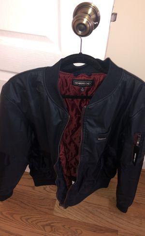 Members Only Men's jacket for Sale in McLean, VA