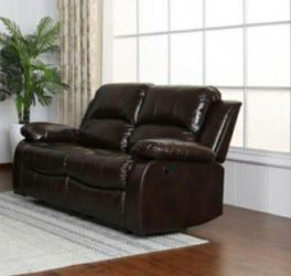 CLOSEOUTS LIQUIDATIONS SALE BRAND NEW RECLINERS COMFORTABLE SOFA AND LOVESEAT ALL NEW FURNITURE G U for Sale in Pomona,  CA