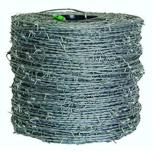 Full spool Barbed Wire , Cowboy strong non rusting galvanized . for Sale in Stockton, CA
