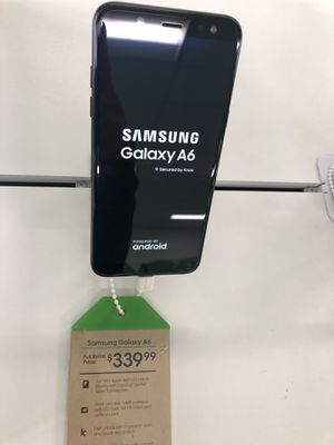 Samsung Galaxy A6 for Sale in Parlier, CA