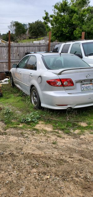 2004 Mazda 6 for parts for Sale in Salinas, CA