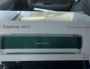 Cricut Explorer Air 2 New in the Box for Sale in Houston, TX