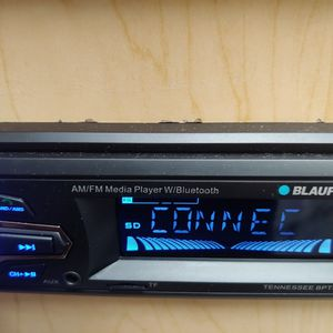 Car stereo : Blaupunkt AM FM Bluetooth media receiver aux usb port sd card slot remote control ( no cd player ) for Sale in Commerce, CA