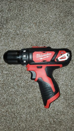 Milwaukee m12 drill for Sale in Renton, WA