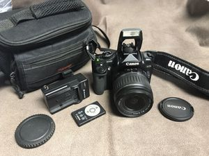 Canon EOS Digital Rebel XTi camera for Sale in West Collingswood Heights, NJ