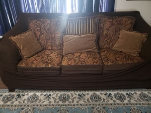 Sofa and love seat. for Sale in Fresno, CA
