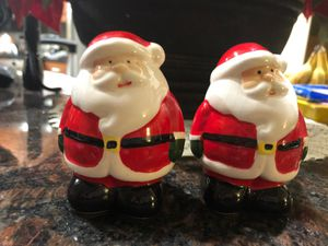 Christmas 🎄 Salt and pepper shakers for Sale in Niles, IL