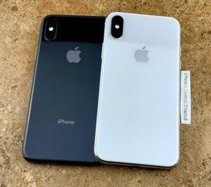 Unlocked iPhone x for Sale in Shoreline, WA