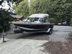 Aluminum sylvan boat for Sale in Arlington, WA