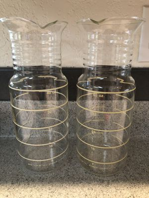 Pyrex 1.5 qt Carafes for Sale in Puyallup, WA