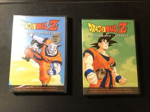 Dragon Ball Z DBZ Captain Ginyu- Assault - Double Cross for Sale in Silver Spring, MD